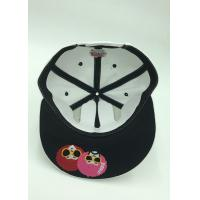 Quality Snapback Baseball Hat White Letter Embroidery Sports Collapsible peak Skull for sale