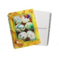 Wholesale PET / PP Jotter 3D Lenticular Notebook A5/A6 Size UV  Printing for School from china suppliers
