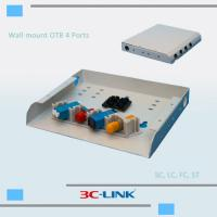Wholesale Waterproof FTTH Terminal Box Double - Layer Design With Adapter from china suppliers