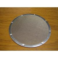 Quality Stainless Steel Extruder Screen for Filters With 4 to 200mesh/inch for sale