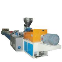Wholesale Wood Plastic Composite WPC Profile Extrusion Line , WPC Production Line from china suppliers