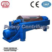 Wholesale Oilfield Drilling Mud Centrifuge Solid Bowl , PDC Peony Flexible Screw Conveyor from china suppliers