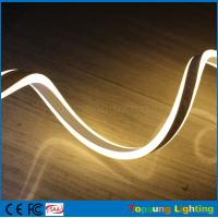 Wholesale 8.5*18mm double-sided warm white 12v neon led lighting signs for christmas from china suppliers