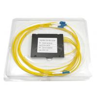 Wholesale Singlemode Connectorized LC/UPC 1x4PLC (Planar Lightwave Circuit) Splitters from china suppliers