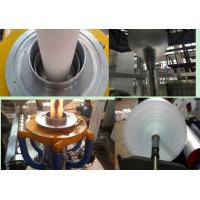 Quality High Speed PE Film Blowing Machine ABA Three Layer Co - Extrusion for sale