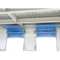 Wholesale 0.2-0.5m/s Opening Speed Industrial Sectional Doors Sandwich Construction Steel from china suppliers