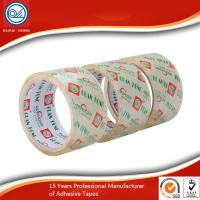 Wholesale ISO&SGS Certificated Crystal Clear Tape Pure Crystal Clear Tensile Strength from china suppliers