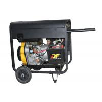 Wholesale Portable Small Welder Generator 190A Electric Start With Wheels And Handle from china suppliers