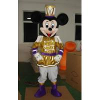 Wholesale Lovely Mickey mouse kids mascot costumes with good ventilation from china suppliers