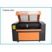 Wholesale 1390 Fabric Glass Crystal Laser Engraving Cutting Machine With RECI EFR 100W Laser Tube from china suppliers