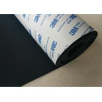 Quality 350% Elongation Silicone Rubber Sheet , Silicone Rubber Rolls 10m Length for sale