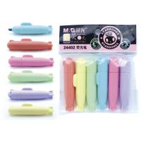 Wholesale Lovely Boat Mini Highlighter Marker Pen Set With Translucent Barrel For School from china suppliers