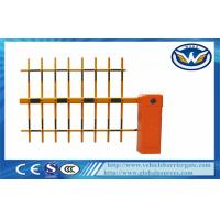 Wholesale Three Fence Automatic Boom Barrier from china suppliers