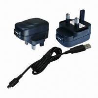 Wholesale AC/DC Switching Adapter, 5V/1A/5W, UL, GS, CE, BS, FCC and SAA Certified from china suppliers