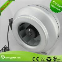 Wholesale 1550rpm 91W Steel Shell Rectangular Duct Fan For Warehouse from china suppliers