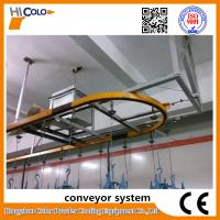 Wholesale Safety Turnkey Powder Coating Conveyor System Oveahead Automatically from china suppliers