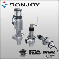 "China 1"" - 4"" Pneumatic Regulating Valve with actuator and positioner control flow on sale"