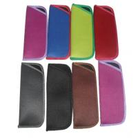 Wholesale neoprene unisex soft eyewear pouches and bags from asia from china suppliers