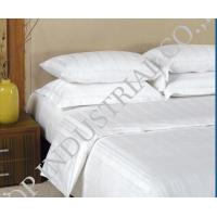 Wholesale 100% Cotton 300 Thread Count 1.0cm Stripe Luxury Hotel Bed Linen from china suppliers