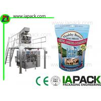 Wholesale Zipper Pouch Packing Machine / Premade Pouch Filling Sealing Machine  from china suppliers