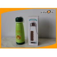 Wholesale Leak Proof Fruit / Vegetable Infuser Plastic Drink Bottles with Carrying Handle from china suppliers