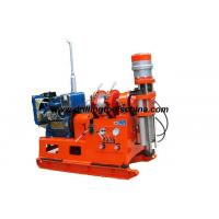 Buy cheap Geological Core Exploration Drill Rigs With Mechanical Transmission from wholesalers
