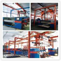 Wholesale rotogravure cylinder automatic electroplating line from china suppliers