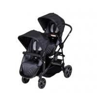 Wholesale double twin baby stroller 3 in 1 with car seats pushchair pram from china suppliers