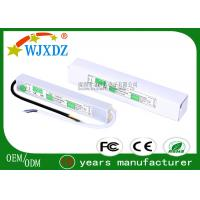 Wholesale High Reliability led light power supplies , waterproof led driver ip67 CE RoHS 120W 5A from china suppliers