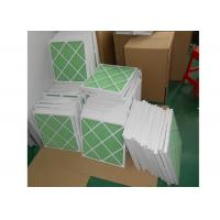Wholesale Disposable Z - Line Pleated Panel Air Filters , Industrial Air Purifier With Washable Filter from china suppliers