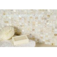 Wholesale Natural mother of pearl mosaic blacksplash from china suppliers