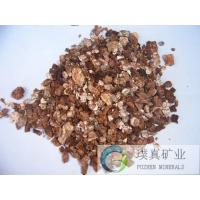 Wholesale Factory price gold Vermiculite for sheet,brick,wallpaper/Vermiculite for fireplace board from china suppliers