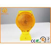 Wholesale Waterproof 360 Degree Swivel Head Light Solar Flashing Warning Lights 0.4W from china suppliers