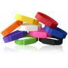 Buy cheap custom imprinted silicone bracelets USB 2.0 flash drive 128MB, 256MB, 512MB, 1GB, 2GB, 4GB, 8GB, 16GB, 32GB from wholesalers