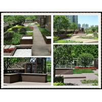 Wholesale garden structure design:WPC landscape design from china suppliers