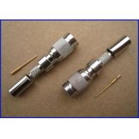 Wholesale 1.0/2.3 crimp connector Female from china suppliers