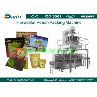 Wholesale Automatic Pre-made Bag Granule Packaging Machine With Stand-up Zip Bag for puffy food , snacks , corn flakes from china suppliers