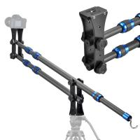Buy cheap Carbon Fiber Portable DSLR Camera Crane Jib Arm Video Mini DSLR Camera Jib from wholesalers