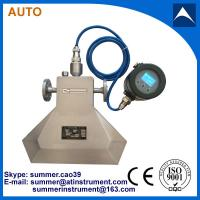 Wholesale diesel fuel coriolis mass flow meter from china suppliers