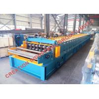 Wholesale Galvanised Steel Floor Decks Rollforming Production Line with Hydraulic Cr12 Mould Steel Cutter from china suppliers