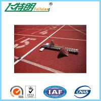 Wholesale Commercial Rubber Flooring Adhesive Playground Running Track Colorful Breathable Floor from china suppliers