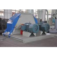 Wholesale High Efficiency Straw Hammer Mill Wheat Straw Cotton Stalks Wood Chips Grinder from china suppliers