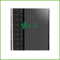 Wholesale Photovoltaic 255W 1000V Black Solar PV Panels For Marine / Camping from china suppliers