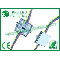 Wholesale DMX 512 Programmable LED Pixel Light / Color Changing Waterproof LED Module from china suppliers