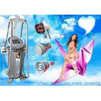 Wholesale Far infrared V8 Ultrasonic cavitation vacuum slimming machine for suck and removal the fat from china suppliers