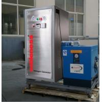 Buy cheap Stainless Steel PSA Nitrogen Generator 95%-99.99% For Cake / Biscuit from wholesalers