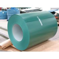 Wholesale PE Resin Prepainted Galvanized Steel Coil , 20 Years Life Span PPGI Coils from china suppliers