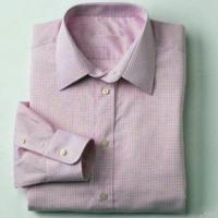 Wholesale Men's Long Sleeve Pink Shirt from china suppliers