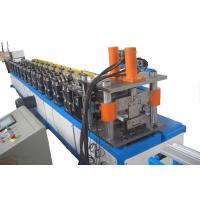Wholesale Stud Roll Forming Machine with PLC Automatic Control Cabinet and Product Run Out Table from china suppliers