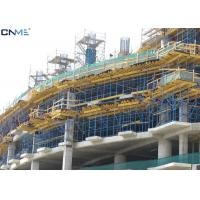 Wholesale Safety Hanging Scaffolding Systems / Cantilever Scaffolding System Steel Tube Material from china suppliers